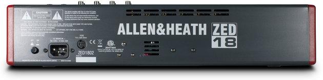 Allen & Heath ZED-18