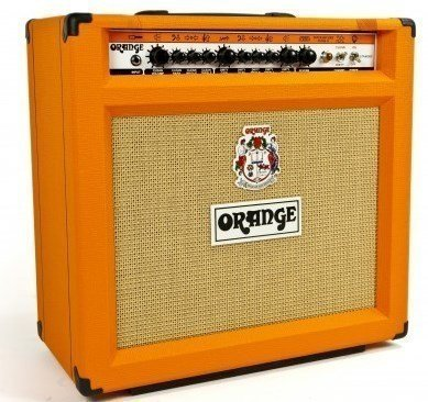 Orange Rockerverb 50 MKII 112 Combo
