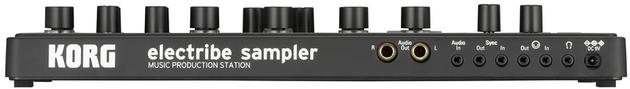 Korg Electribe sampler
