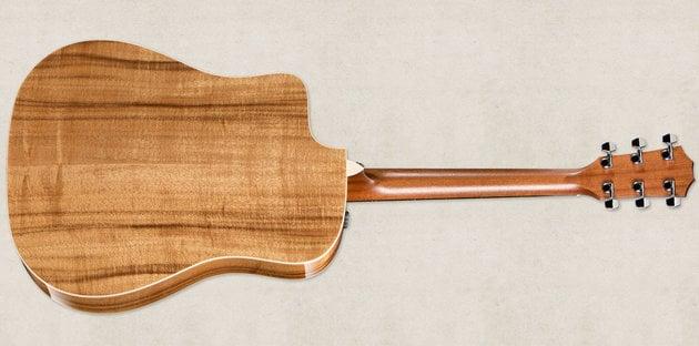 Taylor Guitars 210ce Deluxe Dreadnought Koa Natural