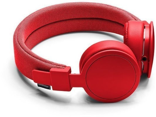 UrbanEars Plattan ADV Headphones Tomato