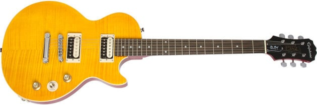 Epiphone Slash AFD LP Special-II Guitar Outfit Appetite Amber