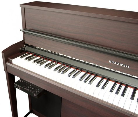 Kurzweil CUP2 Compact Digital Piano Simulated Rosewood