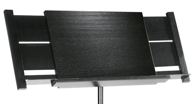 Konig & Meyer 12342 Orchestra Conductor Stand Black
