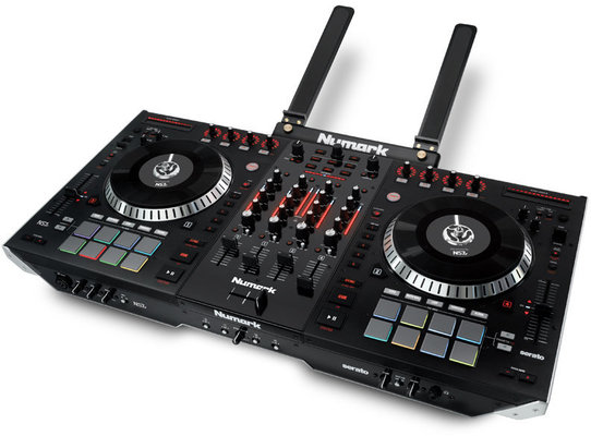 Numark NS7II Laptop Stand