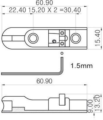 Partsland IDV5B-BK1561
