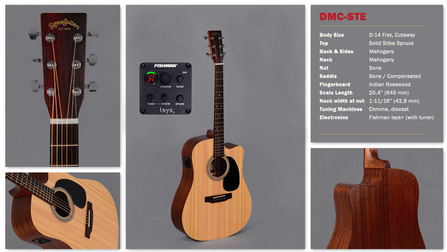 Sigma Guitars DMC-STE