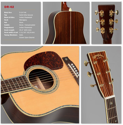 Sigma Guitars DR-42