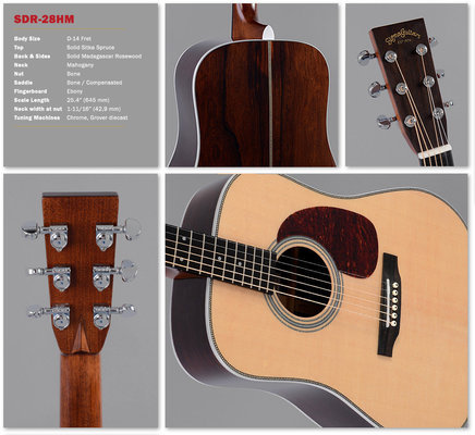 Sigma Guitars SDR-28HM