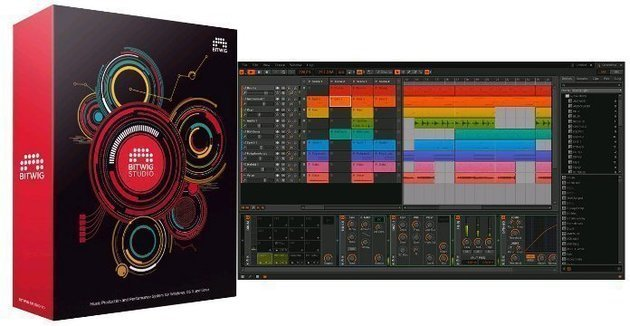 Arturia KeyLab 61 Advanced Producer Pack