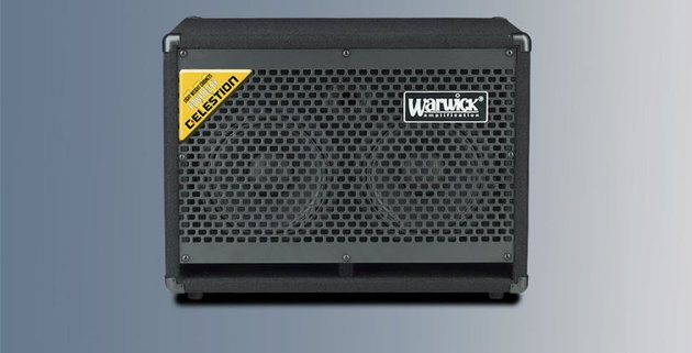 Warwick WCA 208 LW with Celestion Speaker