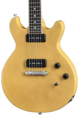 Gibson Les Paul Special Double Cut 2015 Trans Yellow