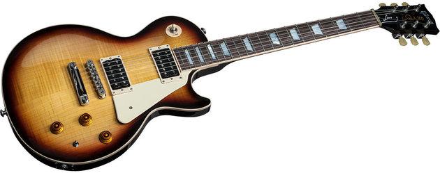Gibson Les Paul Less Plus 2015 Fireburst