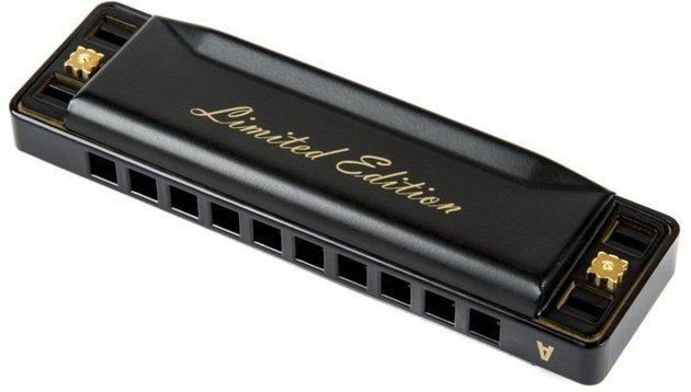 Fender Lee Oskar Limited Edition Harmonica G