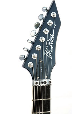 BC RICH JRV 7 Gloss Black