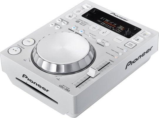 Pioneer Dj CDJ-350 White