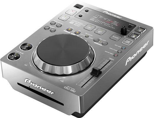 Pioneer Dj CDJ-350 Silver