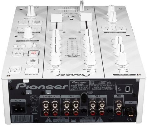 Pioneer Dj DJM-350 White