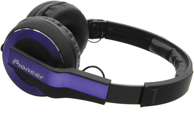 Pioneer Dj HDJ-500 Violet