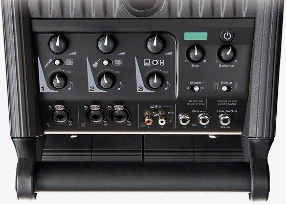 HK Audio LUCAS NANO 300 system