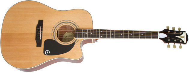 Epiphone PRO-1 Ultra Acoustic Electric Natural