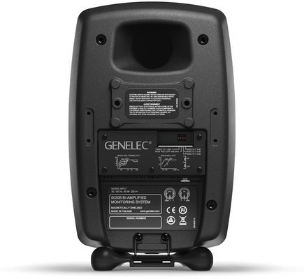 Genelec 8030B Bi-Amplified Monitor System Anthracite