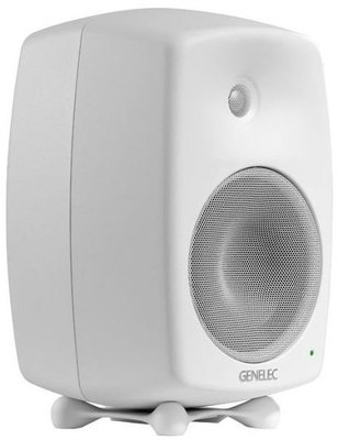 Genelec 8040B Bi-Amplified Monitor System White