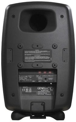Genelec 8050B Bi-Amplified Monitor System Anthracite