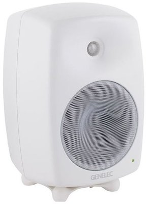 Genelec 8240A Bi-Amplified SAM Monitor System White