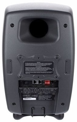 Genelec 8250A Bi-Amplified SAM Monitor System Anthracite
