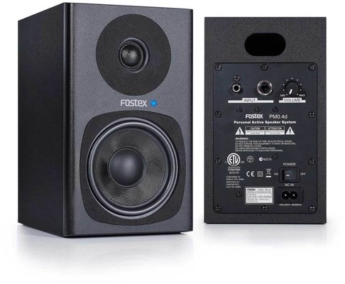 Fostex PM0.4d Black