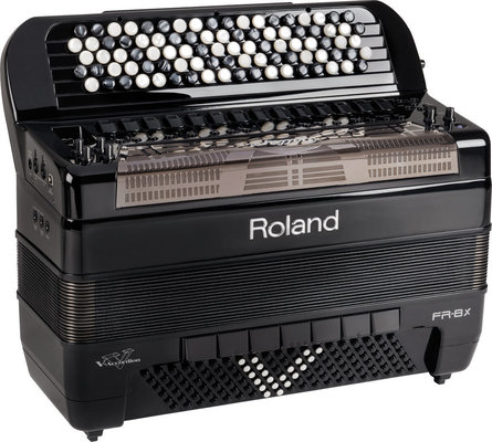 Roland FR-8XB Dallapé Black