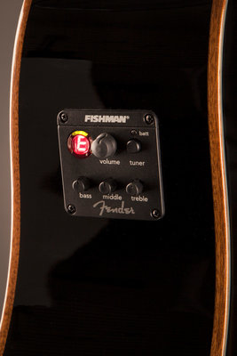 Fender F-1020SCE Black