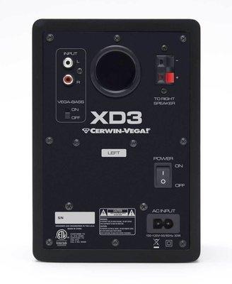 Cerwin Vega XD3
