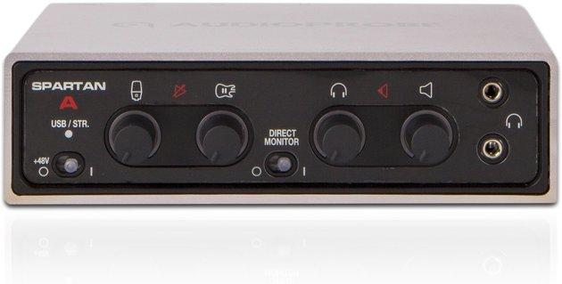 Audio Probe SPARTAN A Metallic Gray