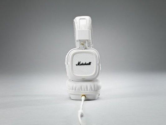 Marshall Major MKII White
