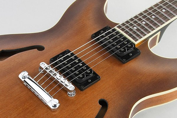 Ibanez AS53 Tobacco Flat