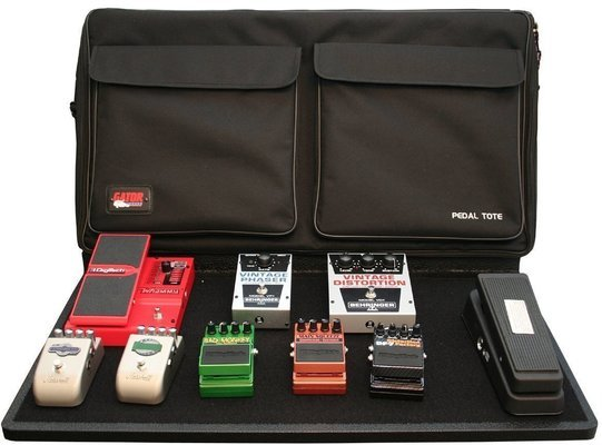 Gator GPT-PRO-PWR Pedalboard with Bag