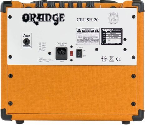Orange Crush 20