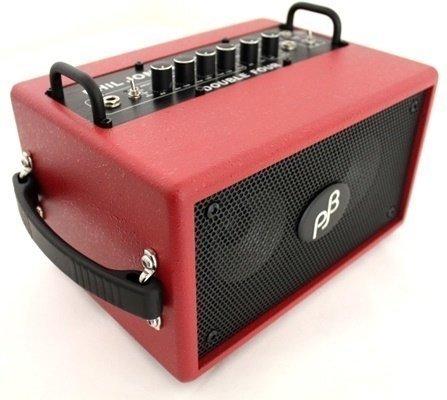Phil Jones Bass BG-75 Double Four, Red