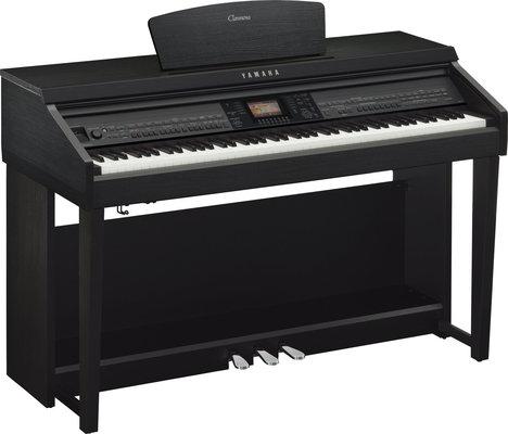 Yamaha CVP 701 BK WN