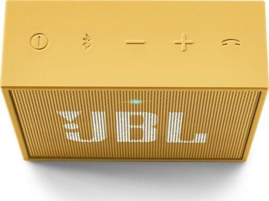 JBL Go Yellow