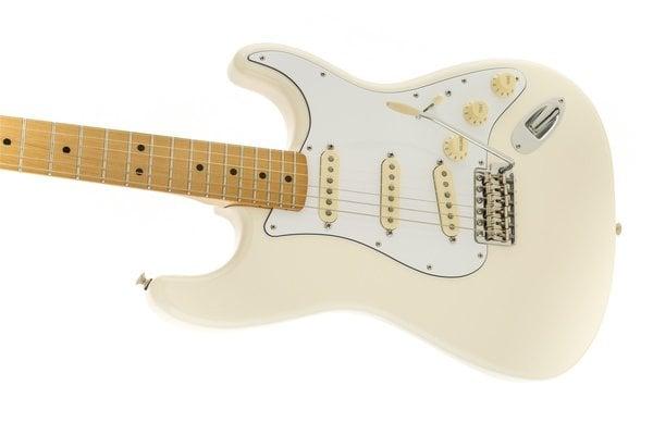 Fender Jimi Hendrix Stratocaster MN Olympic White