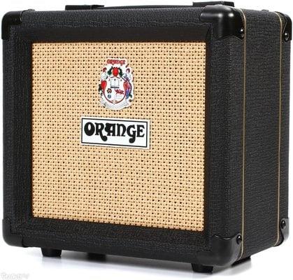 Orange PPC108 Black