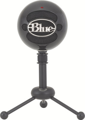 Blue Microphones Snowball Gloss BK