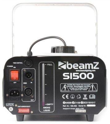 BeamZ S-1500 DMX