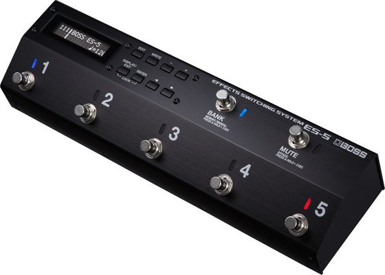 Boss ES 5 Effects Switching System