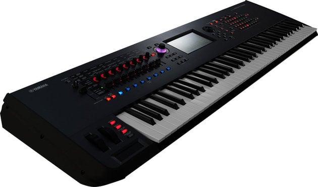 Yamaha Montage 7 Black