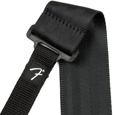 Fender Nylon Banjo Strap Black