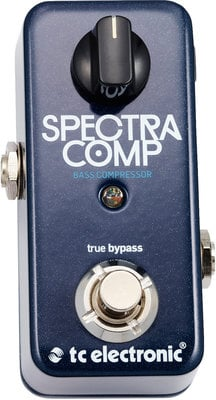 TC Electronic SpectraComp Bass Compressor
